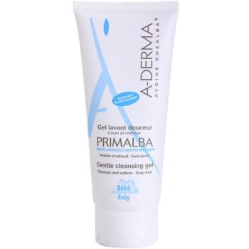 A-Derma Primalba Bébé Shampoo And Shower Gel 2 in 1 For Kids  6.7 oz ADEPRBD_KSWG08