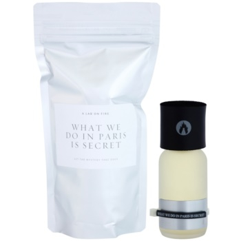 A Lab on Fire What we do in Paris is Secret EDP unisex 2 oz