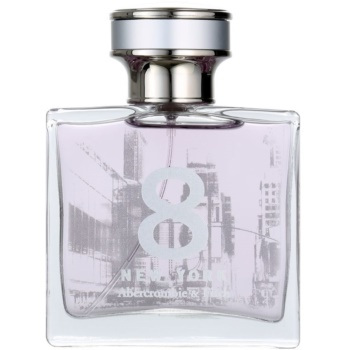 Abercrombie & Fitch 8 New York EDP for Women 1.7 oz