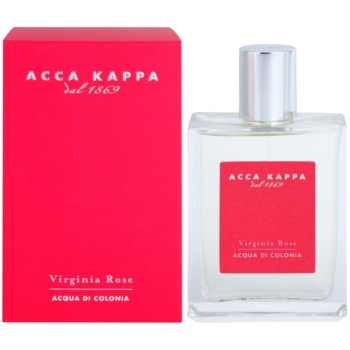 Acca Kappa Virginia Rose EDC for Women 3.4 oz