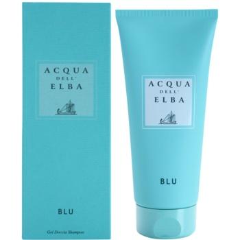 Acqua dell' Elba Blu Men Shower Gel for men 6.7 oz