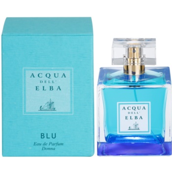 Acqua dell' Elba Blu Women EDP for Women 3.4 oz