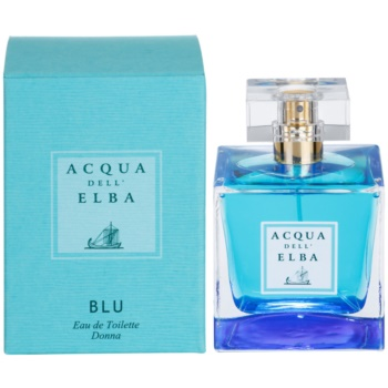 Acqua dell' Elba Blu Women EDT for Women 3.4 oz