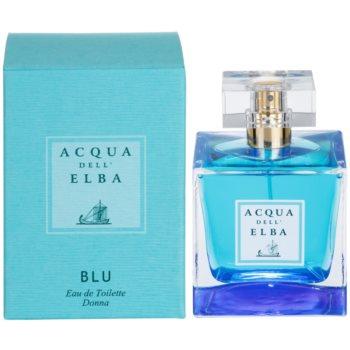 Acqua dell' Elba Blu Women EDT for Women 3.4 oz