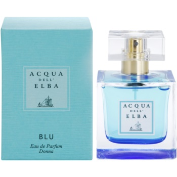 Acqua dell' Elba Blu Women EDT for Women 1.7 oz