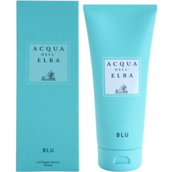 Acqua dell' Elba Blu Women Shower Gel for Women 6.7 oz