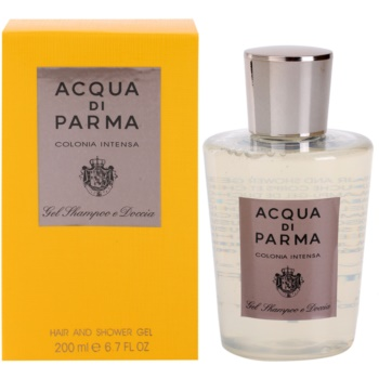 Acqua di Parma Colonia Intensa Shower Gel for men 6.7 oz