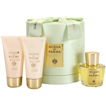 Acqua di Parma Gelsomino Nobile Gift Set I. EDP 1,7 oz + Shower Gel 1,7 oz + Body Lotion 1,7 oz