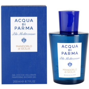 Acqua di Parma Blu Mediterraneo Mandorlo di Sicilia Shower Gel for men 6.7 oz