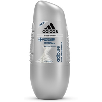 Adidas Adipure Deodorant Roll-on for men 1.7 oz