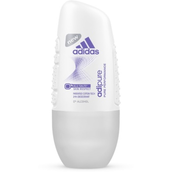 Adidas Adipure Deodorant Roll-on for Women 1.7 oz