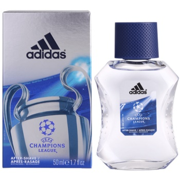 Adidas UEFA Champions League After Shave Lotion for men 1.7 oz