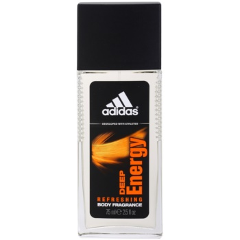 Adidas Deep Energy deodorant with a sprayer for men 2.5 oz ADIDEEM_DDSP10