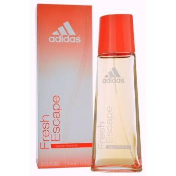Adidas Fresh Escape EDT for Women 1.7 oz