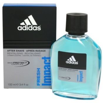 Adidas Fresh Impact After Shave Lotion for men 3.4 oz