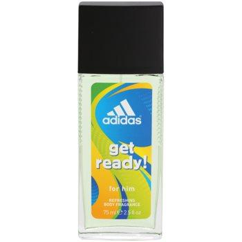 Adidas Get Ready! deodorant with a sprayer for men 2.5 oz