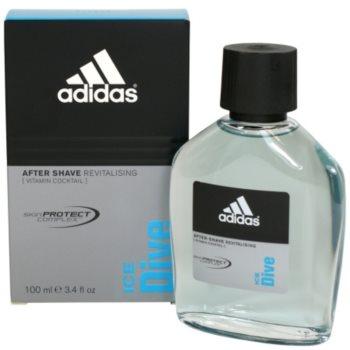 Adidas Ice Dive After Shave Splash for men 3.4 oz