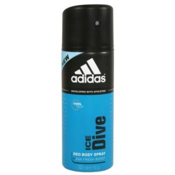 Adidas Ice Dive Deo spray for men 5.0 oz 24 h