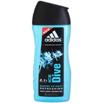 Adidas Ice Dive Shower Gel for men 8.5 oz