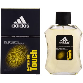 Adidas Intense Touch EDT for men 3.4 oz