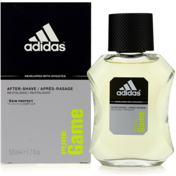 Adidas Pure Game After Shave Lotion for men 1.7 oz