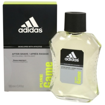 Adidas Pure Game After Shave Splash for men 3.4 oz ADIPUGM_DASW10