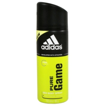 Adidas Pure Game Deo spray for men 5.0 oz