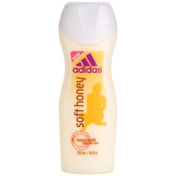 Adidas Soft Honey Shower Cream for Women 8.5 oz