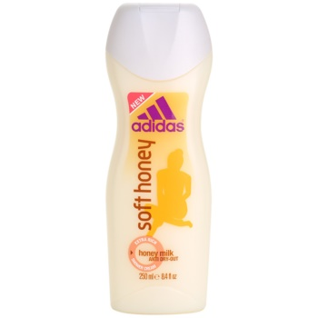 Adidas Soft Honey Shower Cream for Women 8.5 oz