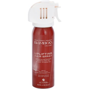 Alterna Bamboo Volume Dair Spray For Volume From Roots (With Eco-Certifed Bamboo and Energizing Maca Root for Thick, Full-Bodied Hair) 2,18 oz ALNBVOW_KSTL50