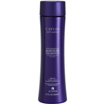 Alterna Caviar Moisture Moisturizing Shampoo For Dry Hair (Replenishing Moisture Shampoo, Dry Hair) 8.5 oz ALNCAMW_KSHA20