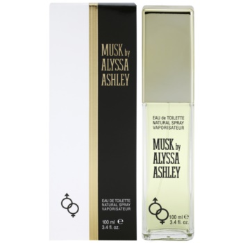 Alyssa Ashley Musk EDT unisex 3.4 oz