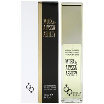 Alyssa Ashley Musk EDT unisex 3.4 oz