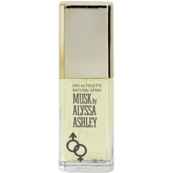 Alyssa Ashley Musk EDT tester unisex 1.7 oz