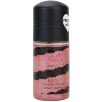 Aquolina Pink Sugar Sensual Deodorant Roll-on for Women 1.7 oz