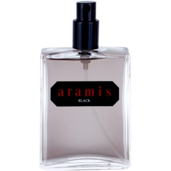Aramis Aramis Black EDT tester for men 3.7 oz