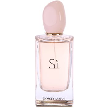 Giorgio Armani Armani Si EDT tester for Women 3.4 oz