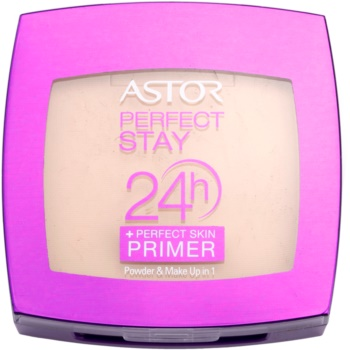 Astor Perfect Stay 24H Powder Foundation Color 200 Nude 0.24 oz AST24PW_KMUP65