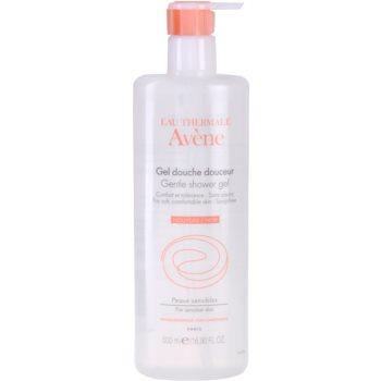 Avène Body Care Silky Shower Gel For Sensitive Skin  17 oz AVEBDCW_KSWG20