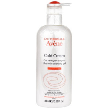 Avène Cold Cream Ultra Rich Cleansing Gel for Very Dry Skin  13.5 oz AVECDCW_KSWG71