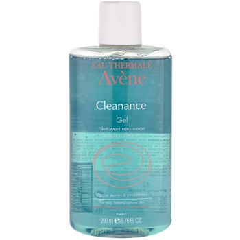 Avène Cleanance Cleansing Gel For Problematic Skin, Acne  6.7 oz AVECLEW_KECL20