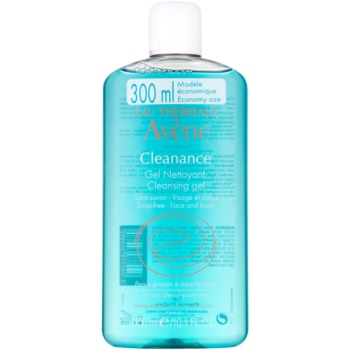 Avène Cleanance Cleansing Gel For Problematic Skin, Acne  10 oz AVECLEW_KECL22