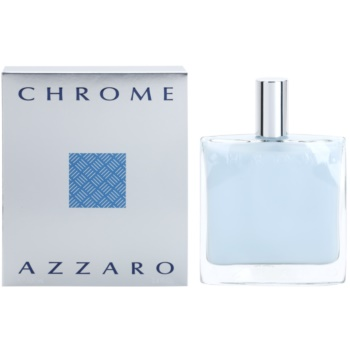 Azzaro Chrome After Shave Balm for men 3.4 oz