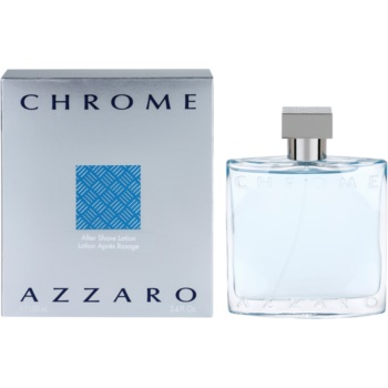 Azzaro Chrome After Shave Lotion for men 3.4 oz