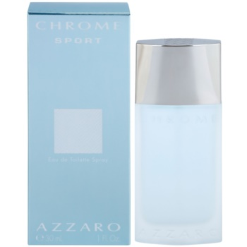 Azzaro Chrome Sport EDT for men 1 oz