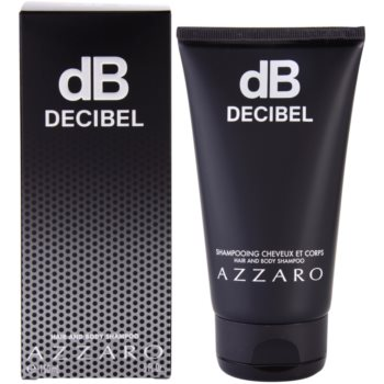 Azzaro Decibel Shower Gel for men 5.0 oz