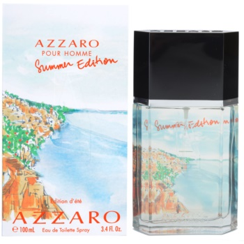 Azzaro Azzaro Pour Homme Summer 2013 EDT for men 3.4 oz