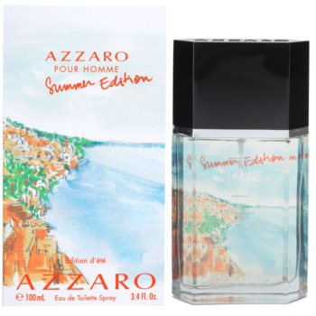 Azzaro Azzaro Pour Homme Summer 2013 EDT for men 3.4 oz