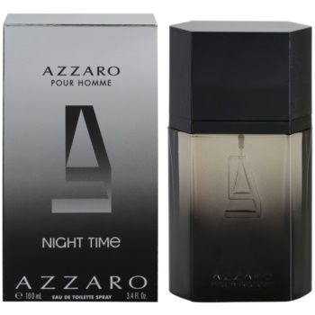 Azzaro Azzaro Pour Homme Night Time EDT for men 3.4 oz