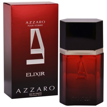 Azzaro Azzaro Pour Homme Elixir EDT for men 3.4 oz
